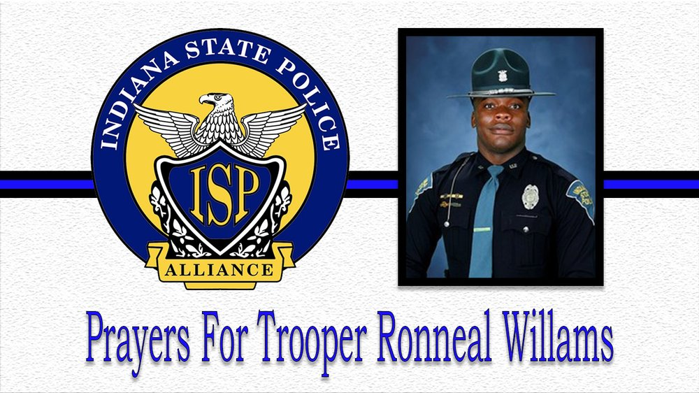 Prayers for Trooper Ronneal Williams