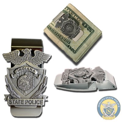 ISPA Money Clip