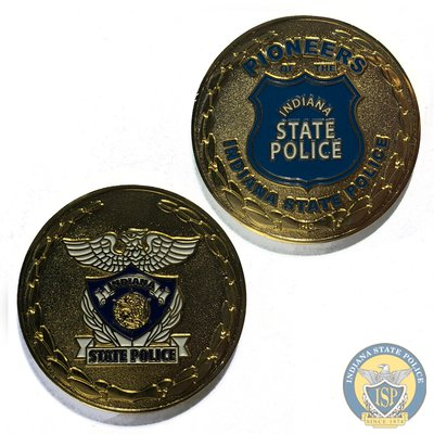Pioneer Challenge Coin